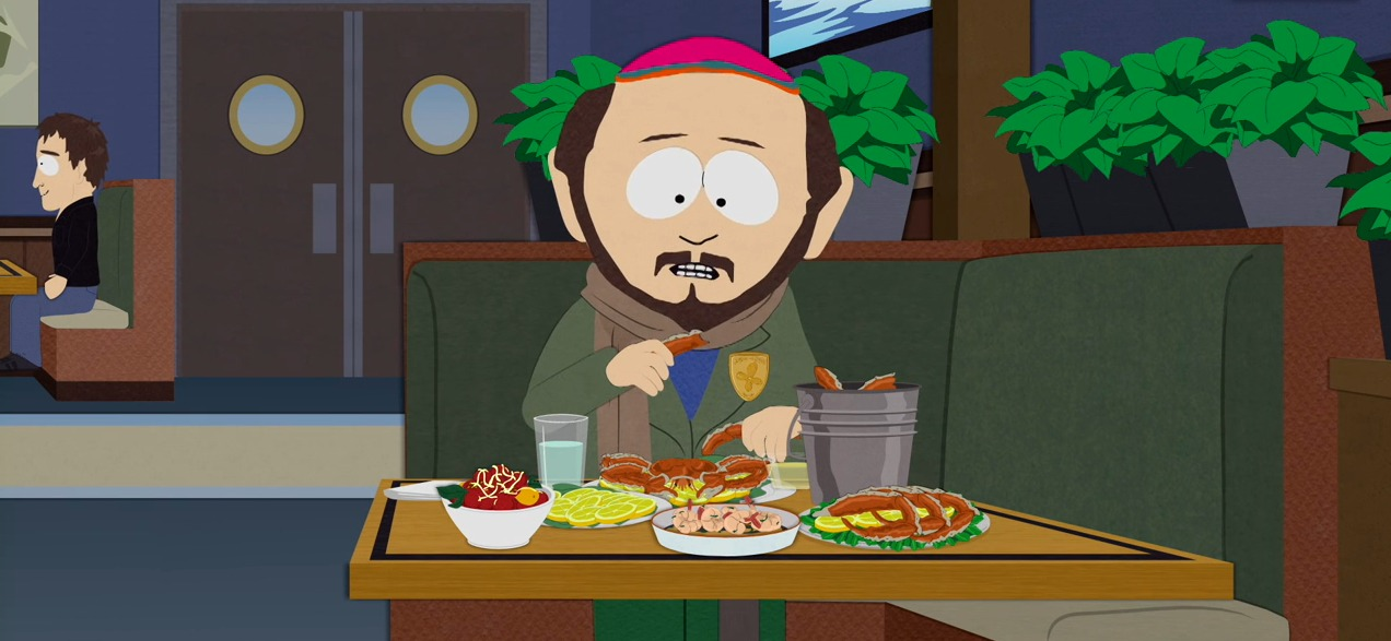South Park Yelp