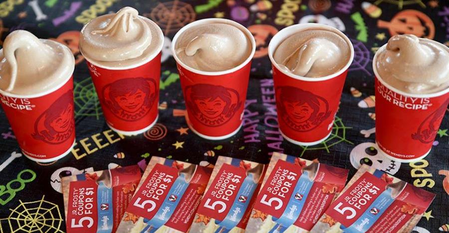 How To Get 10 FREE Wendy's Frosty Drinks For $1