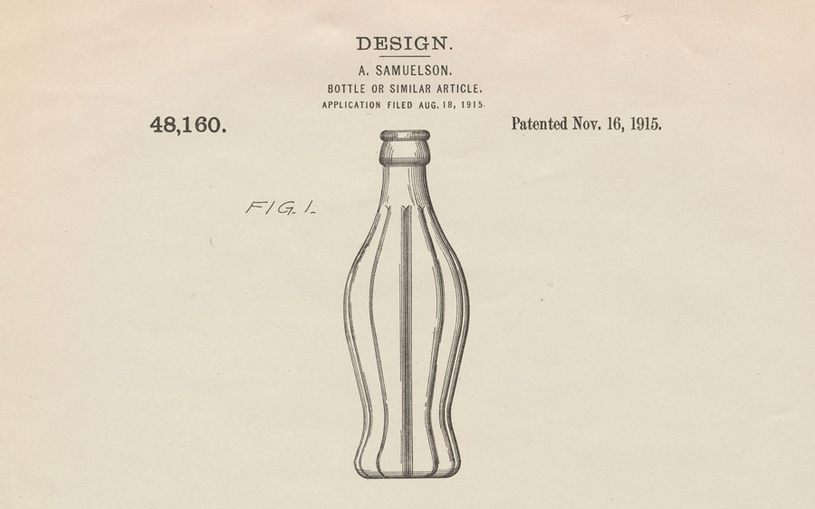 Original-Coke-Bottle-Patent