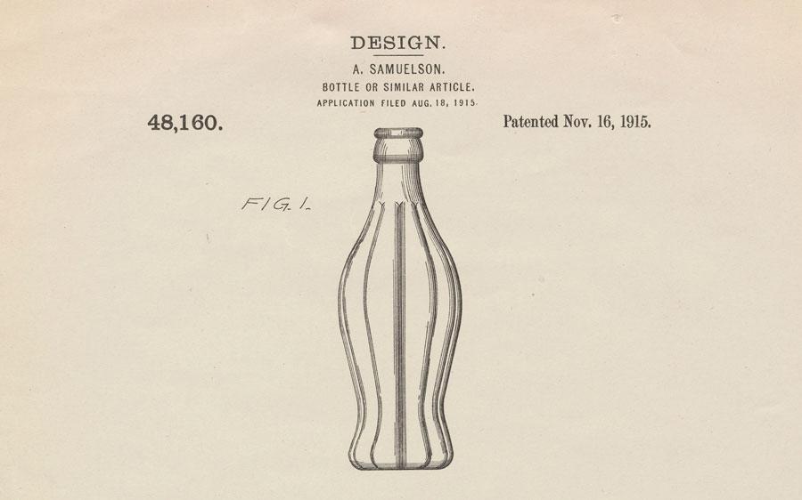 Original-Coke-Bottle-Patent