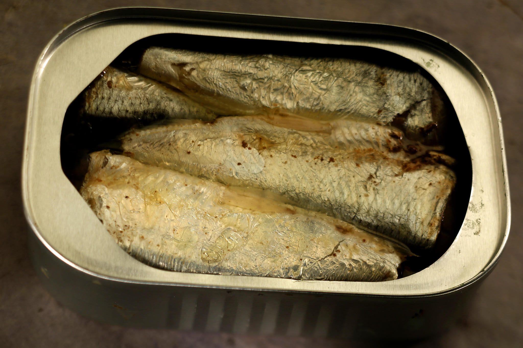 Everything I Learned By Gutting My Own Sardines