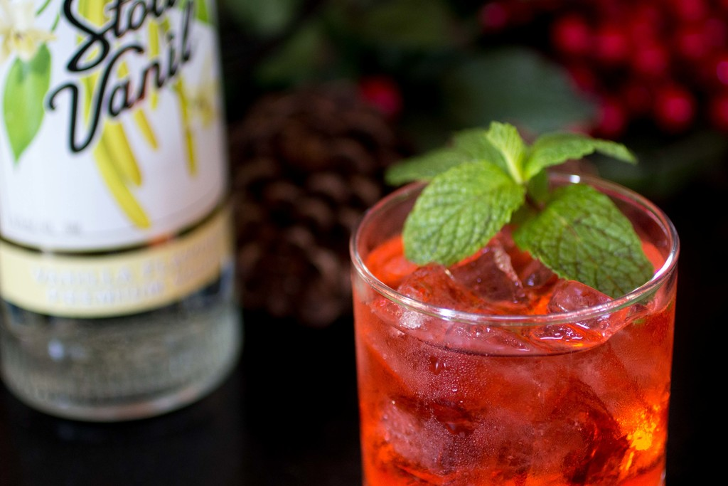 HOLIDAY BUZZ: A Cocktail Inspired By Rudolph The Red Nosed Reindeer