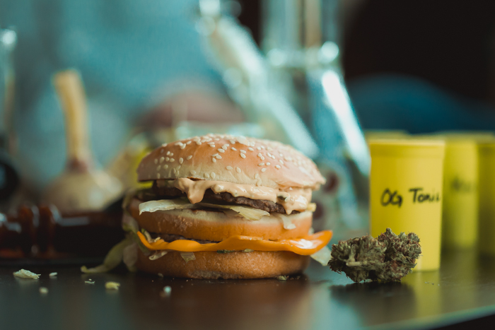 The Weed That Pairs Best With Your Favorite Fast Food