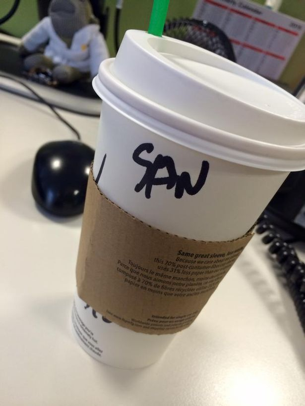 Starbucks Keeps Misspelling This Poor Girl's Name In Ridiculous Ways