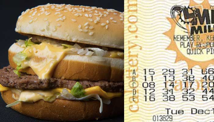 Here's All The Fast Food I'm Buying With My $1.5 Billion Powerball Winnings