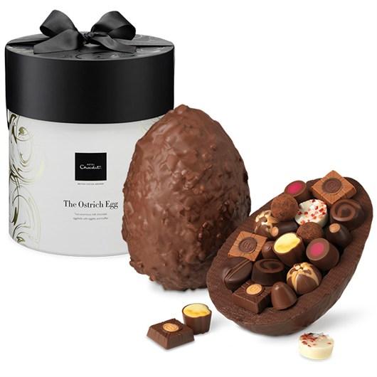 Ostrich Egg Easter