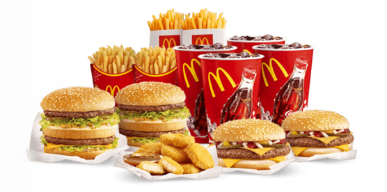 McDonald's McPick 2 Menu To Feature Big Macs, McNuggets And More