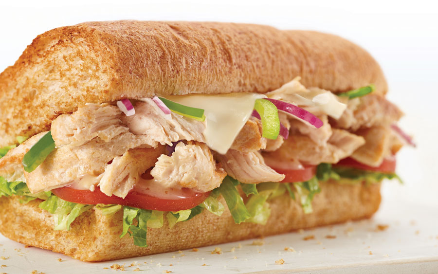 Subway-Rotes-Chicken