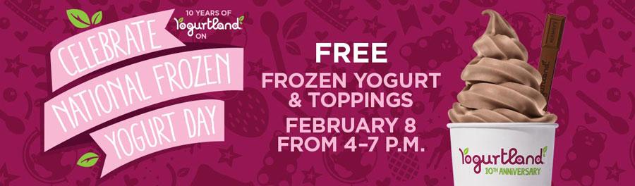 Yogurtland-Free-Yogurt