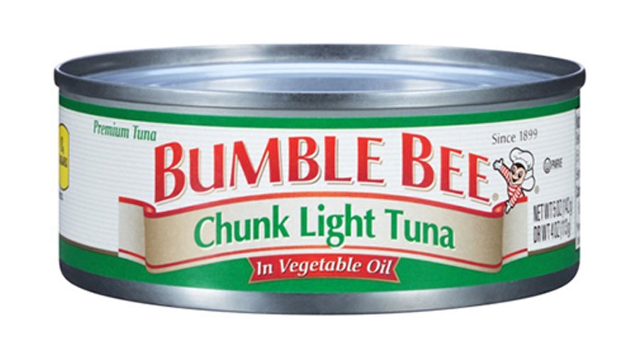 Contamination Scare Forces Bumble Bee To Recall Tuna