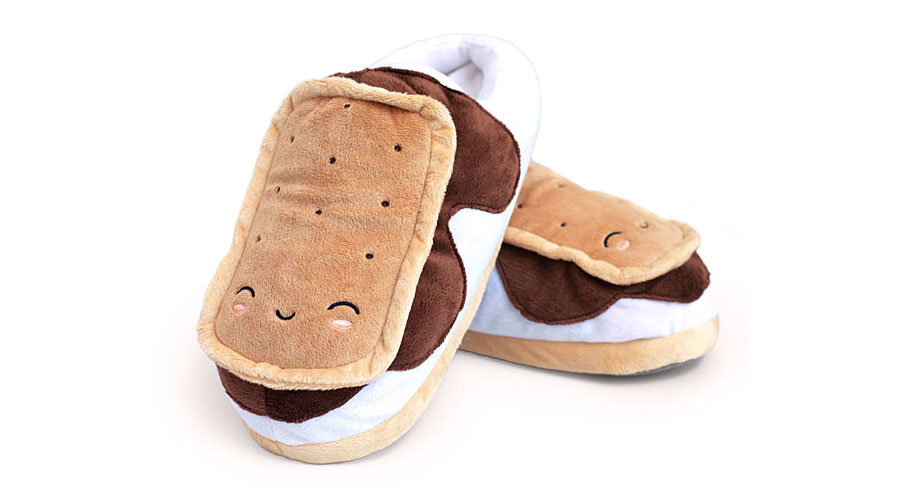 Smores-Slippers