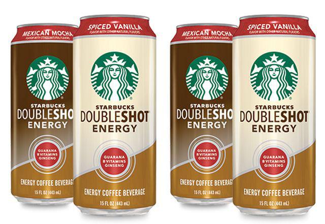 drinks for energy at starbucks