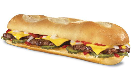 carls-jr-footlong-cheeseburger