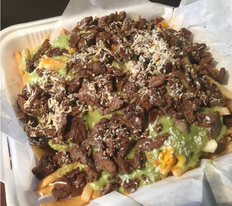 Thieves Casually Order Carne Asada Fries While Robbing A Taco Shop