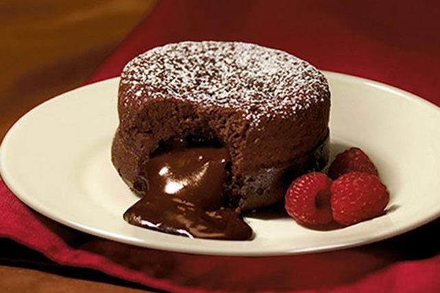 How To Make Easy Chocolate Lava Cake