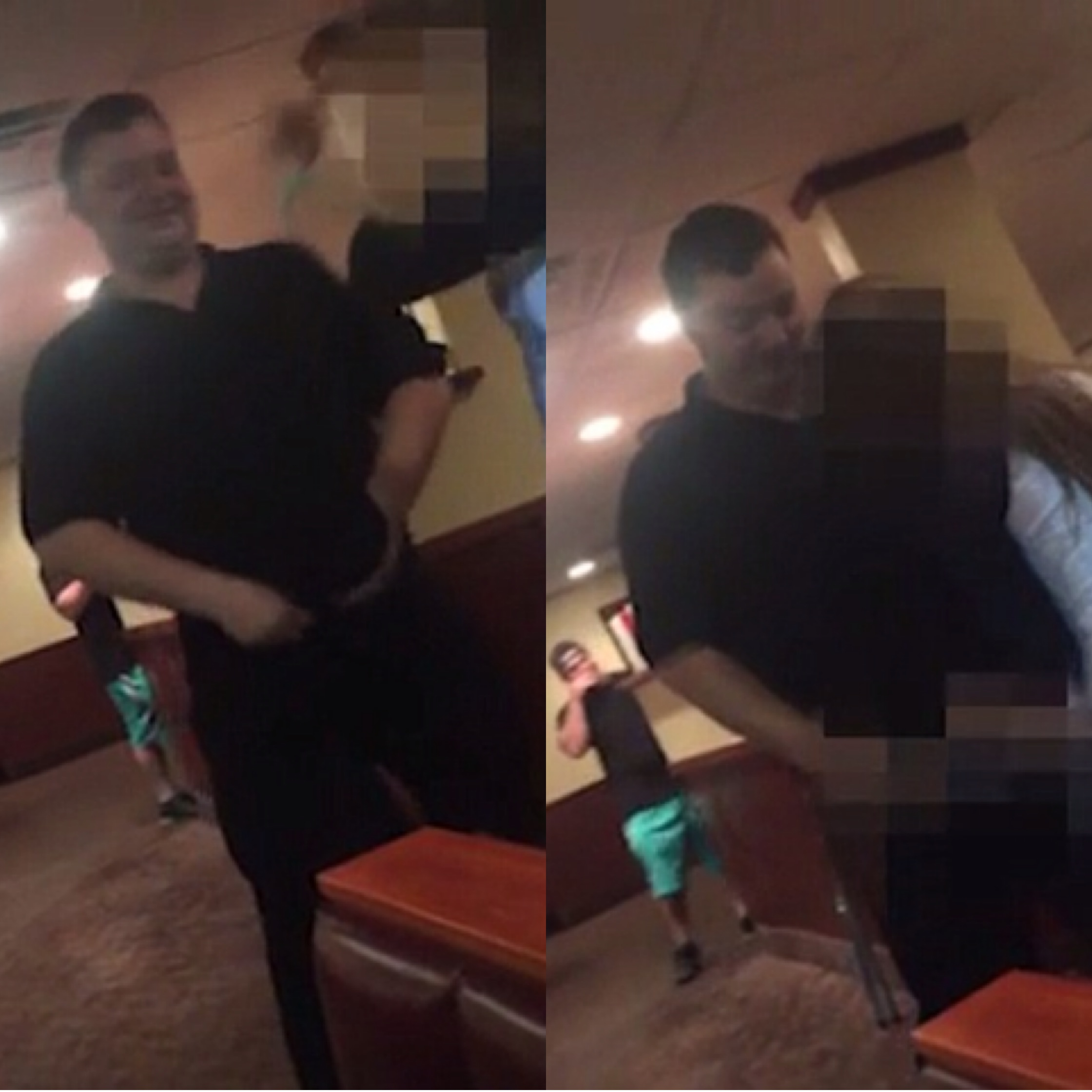 Dennys waiter gets blowjob