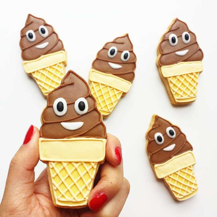 Poop Emoji Marshmallow Peeps And 4 Other Edible Poopies