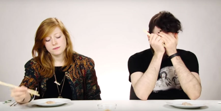 Irish People Try Sushi And Other Japanese Foods For The First Time