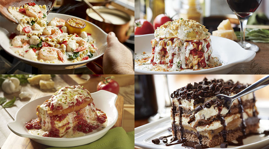 Olive Garden Turns Ravioli And Chicken Parm Into Lasagna And It Looks Beautiful