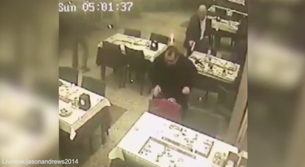 Scumbag Shoots And Kills His Friend Over A Restaurant Bill [WATCH]