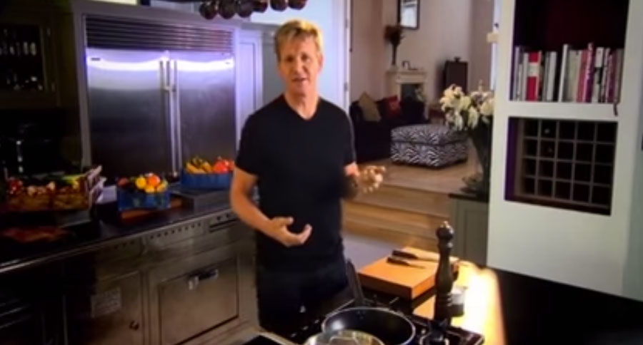 Gordon Ramsay Shares His Essential List Of Kitchen Tools