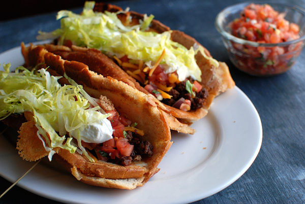 Grilled Cheese Tacos Now Exist And We Ll Never Need