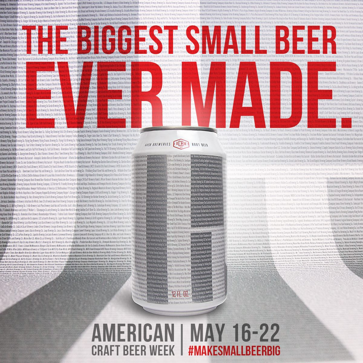 The Biggest Small Beer