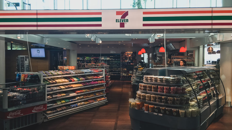 Nearest 711 Store >> An Intimate Look Inside A Danish 7 Eleven