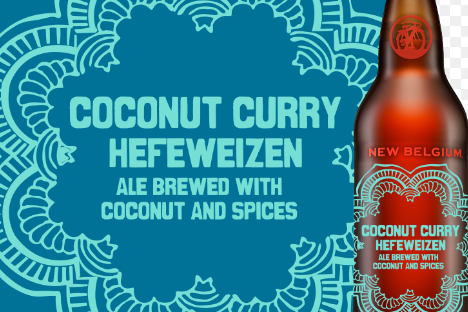 Lips of Faith Coconut Curry Hefeweizen