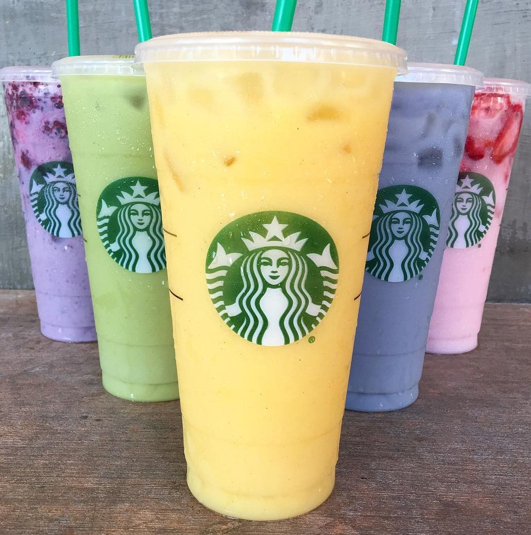 The Starbucks #OrangeDrink Was Just A Social Experiment