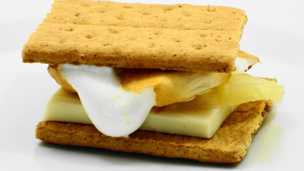 Pineapple S'mores