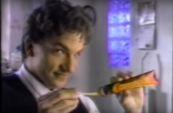 Caramello chocolate commercial