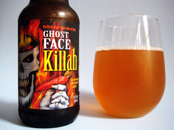 Twisted Pine Brewing Co. Ghostface Killah