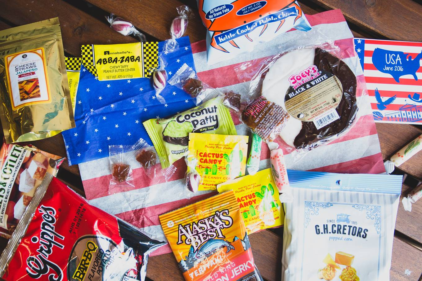 Here's How To Taste The Best Snacks In America All At Once