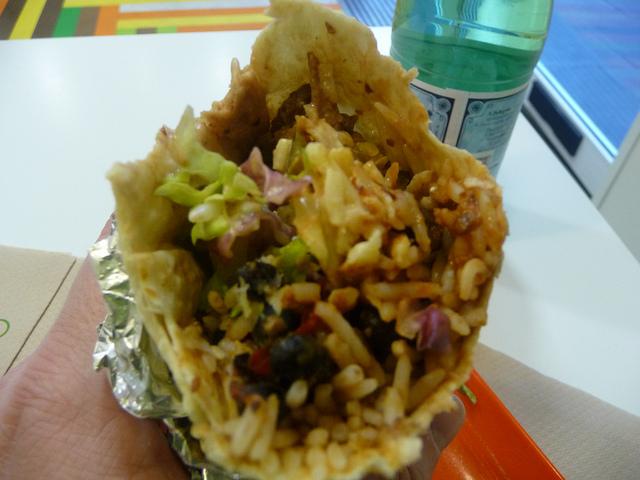 poncho-burrito