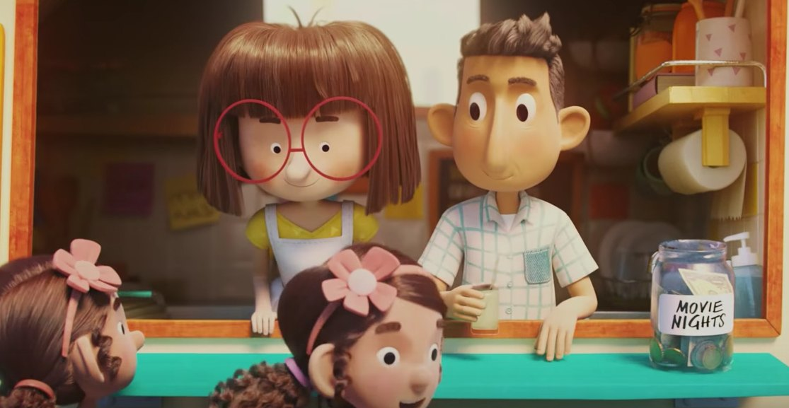 Chipotle Is Leaning On An Animated Love Story For Help