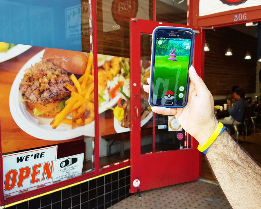 How Restaurants Can Use Pokemon GO To Catch Us All