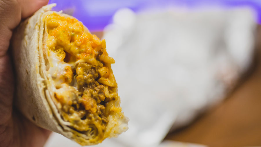 Taco Bell Is Testing CHEETOS BURRITOS