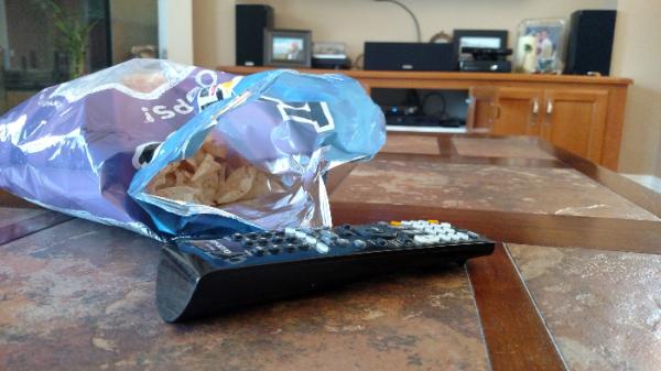 chips/remote