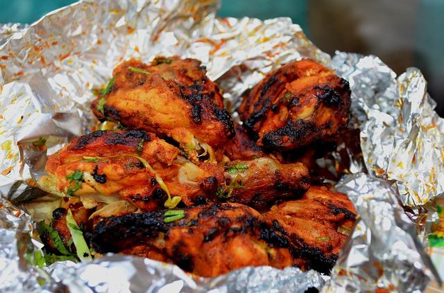 chicken-in-foil