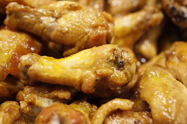 Father-Son Duo Pulled Off A $41,000 Chicken Wing Heist And Sold Them Off Like Drug Deals