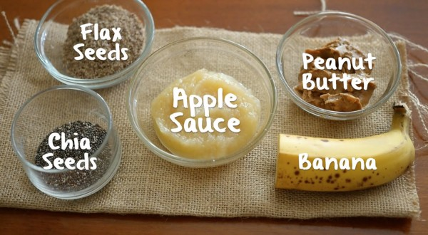 Some egg substitutes by vegan.com