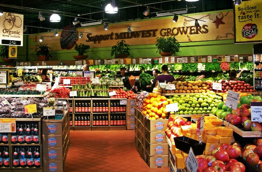 Whole Foods Grocery Store Chain