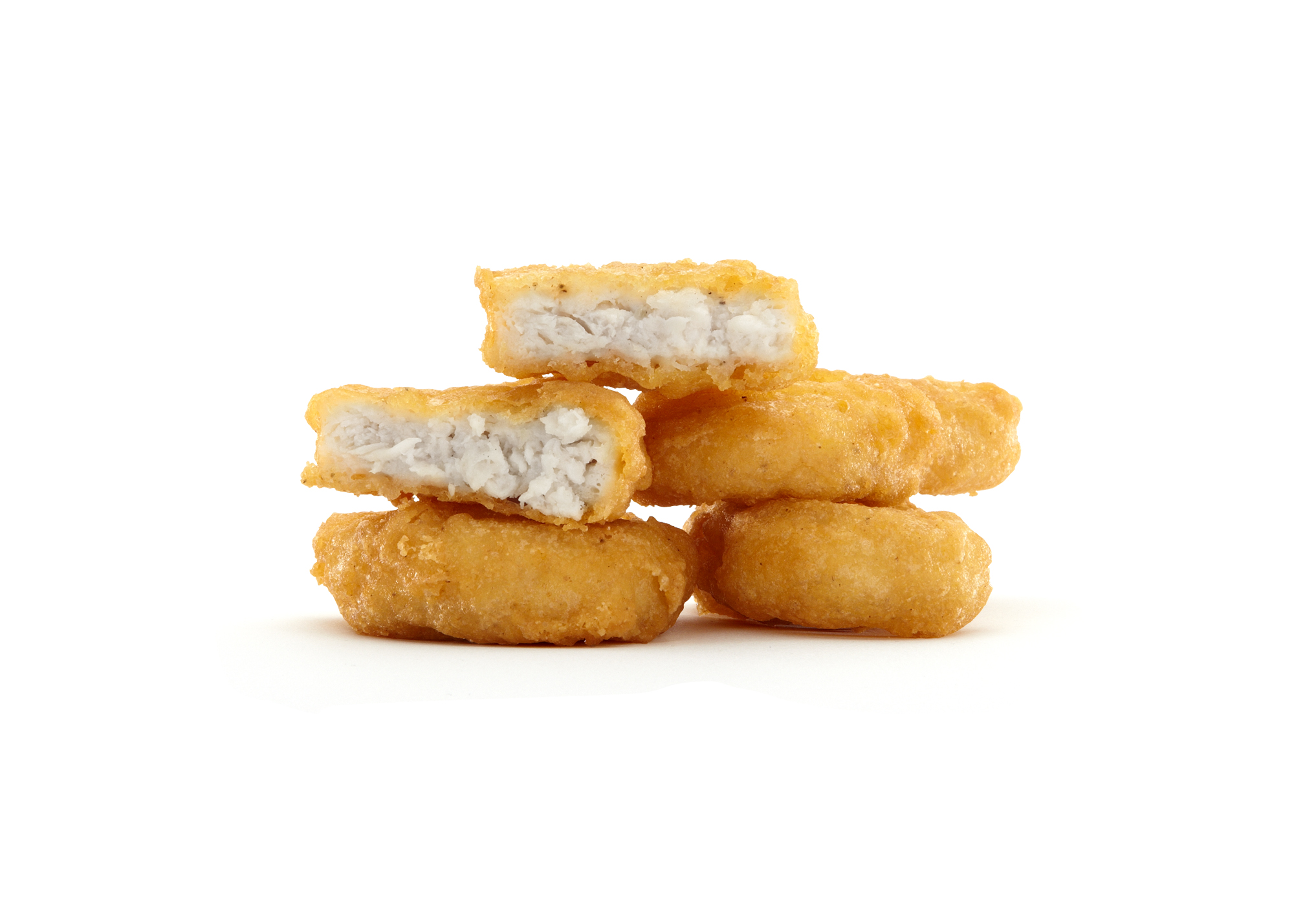 Here's Exactly What's In McDonald's 'Healthier' McNuggets
