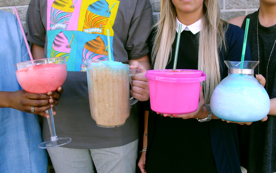 Slurpee Double Take: 7-Eleven Brings Back BYOCup Day For 2 Days