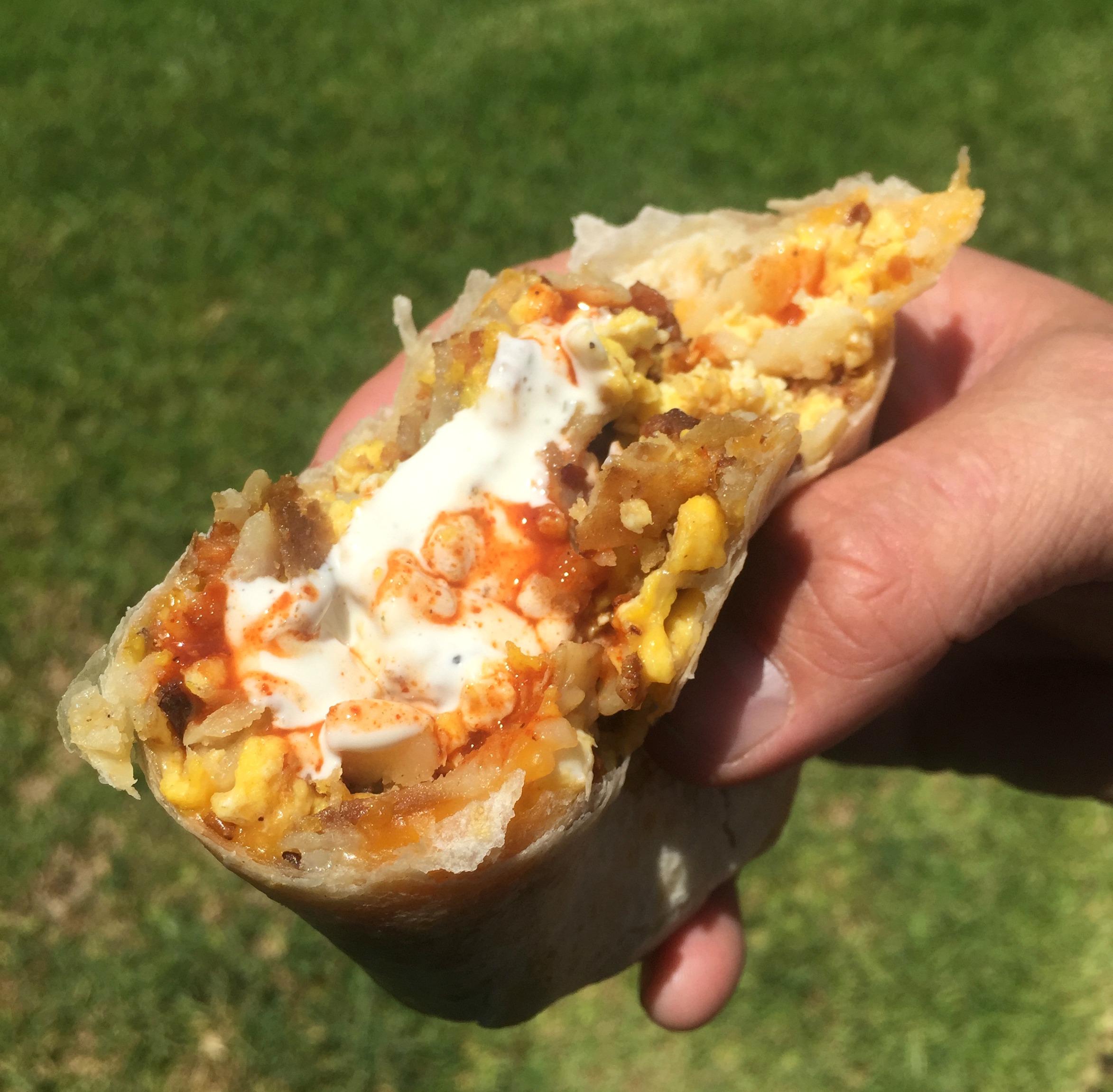 Breakfast Burritos Laguna Beach