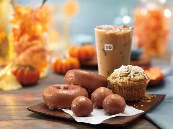 Restaurants Ring In Pumpkin Spice Season With Their Newest Offerings