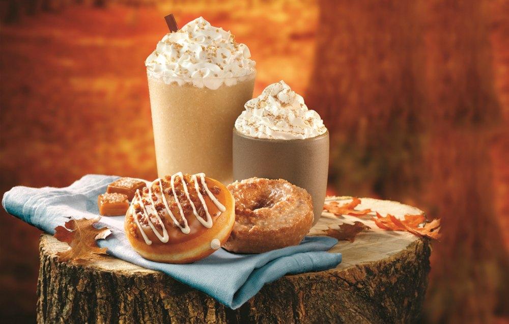 Fall Flavors_KrispyKreme
