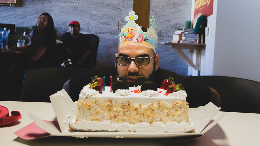 Happy Birthday Isai Rocha: A Compilation Of The Web's Most Offensive Food Writer