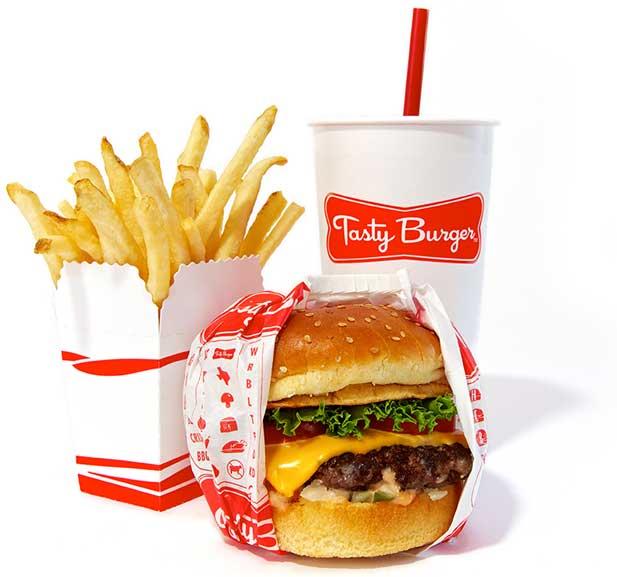 Tasty Burger FI